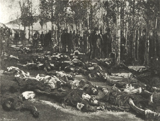W. L. Sachtleben: October 30, 1895, murdered Armenians in Erzurum