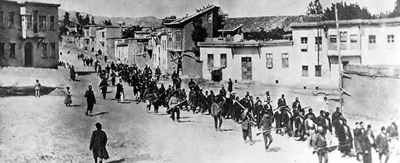 Deportation from the city of Harput