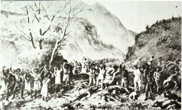 De Mango: Stoning of Suryoye by Kurds near the village of Wawela